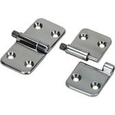 Pull apart hinge 316g stainless steel