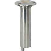 Heavy duty cast round head flush mount 49121
