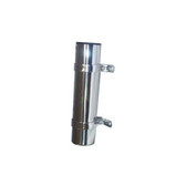 Rod holder stainless steel side mount