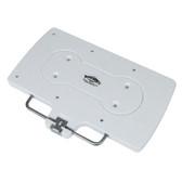 Electric motor mounting bracket