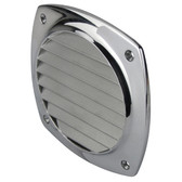 Stainless steel hose vents surface mounting