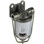 Decanter type fuel filter 37295