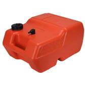 Economical and robust polyethylene portable fuel tank