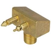 Male brass fuel tank fittings 37250a