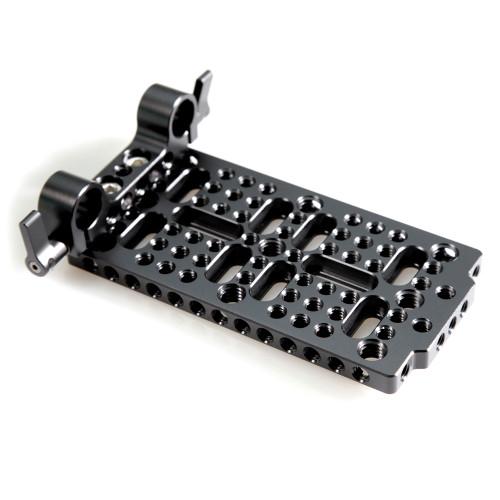 SMALLRIG Multi-purpose Cheese Plate with 15mm Rail Block 1705