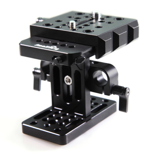 SMALLRIG 15mm Rail Support System Baseplate(ARRI) 1725