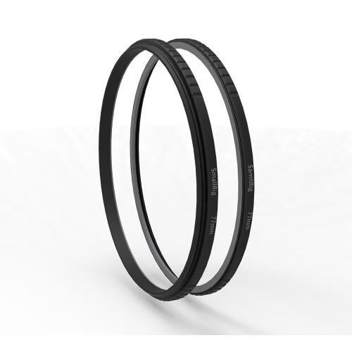 SmallRig 77mm Filter Ring Adapter Kit 1850