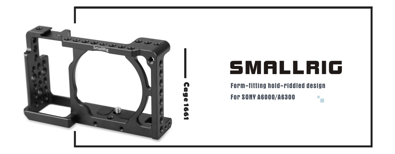 Sony A6300 Cage