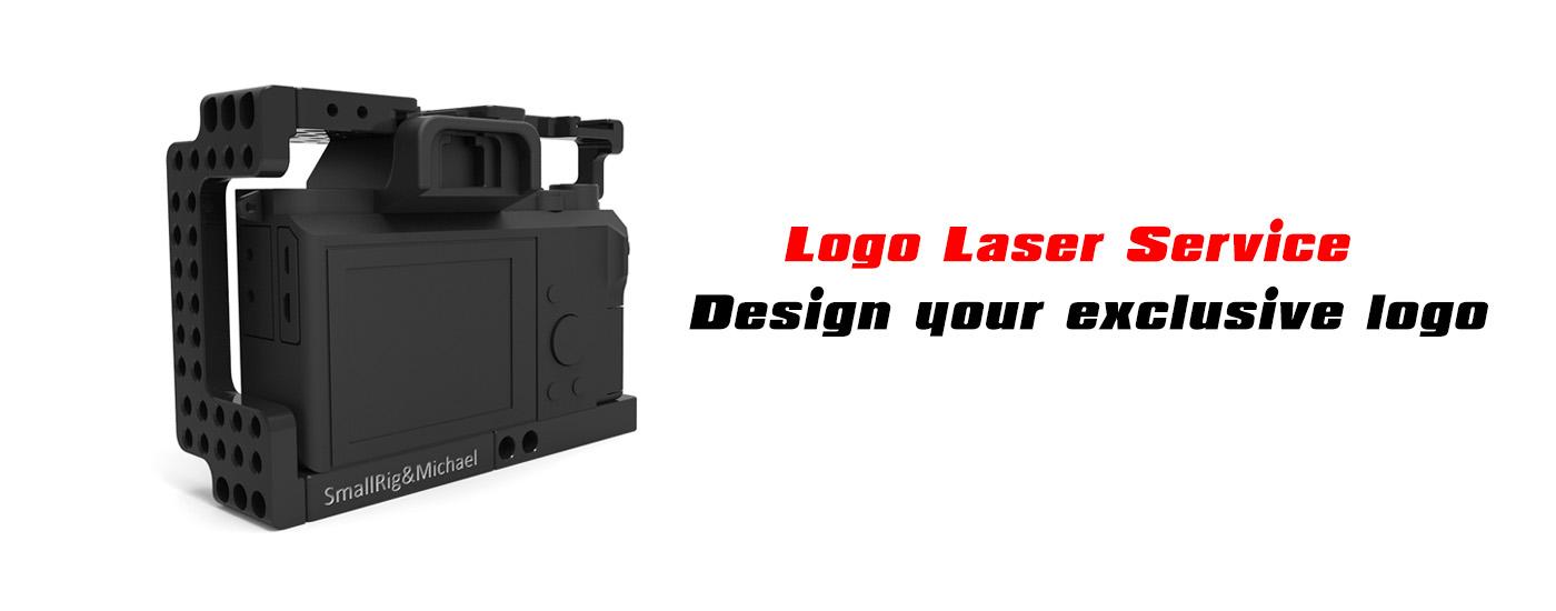 Cage Logo Customization Service