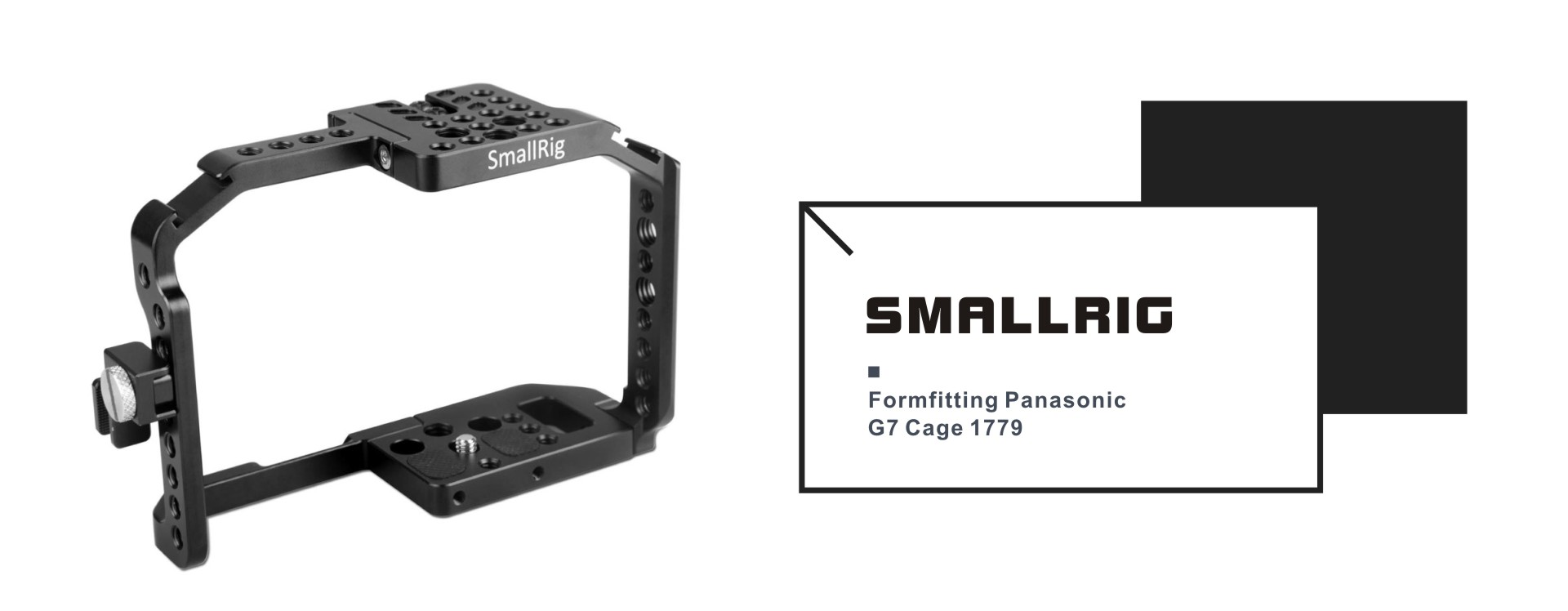 Panasonic G7 Cage 1779