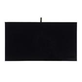 Tray Liner Insert Pad Black Velvet