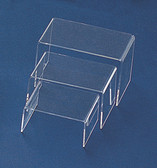 Jewelry Showcase Display Riser Set (3pcs)