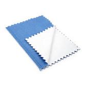 "Jewelry Polishing Microfiber Silver Clean Cloth 3.5x9.5"""