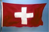 Switzerland Country Flag 3x5 Feet