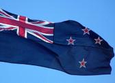 New Zealand Country Flag 3X5 Feet