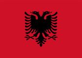 Albania Flag 3X5 Feet