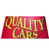 Quality Car Dealer Sale Flag 3x5 Feet