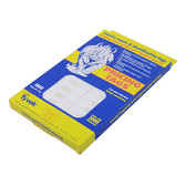 1000 Tyvek Tear-Proof Pricing Label Tag Square