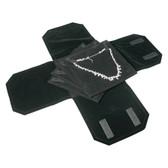 Jewel-Folio Foldable Necklace Organizer