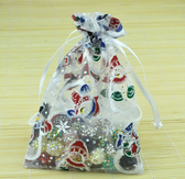 10 Organza Jewelry Bag Gift Pouch 3.75X6""