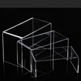 Acrylic Riser Set Display Stand (3pcs)