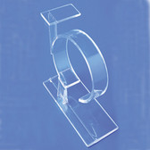 10 Clearview Acrylic Watch Display Stand Omega Small