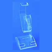 10 Clearview Acrylic Watch Display Stand C Small