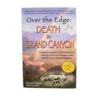 """Death in the Canyon"" book"