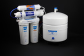 4 Stage Reverse Osmosis with Alkaline