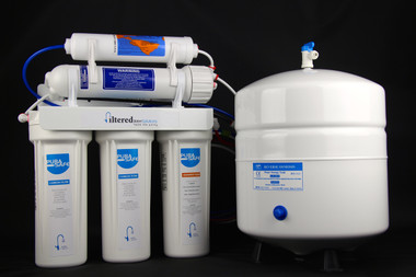 Reverse Osmosis 5 Stage with Re-mineralizer Alkaliser