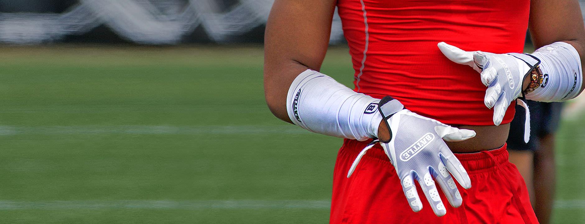 Battle Football Gloves