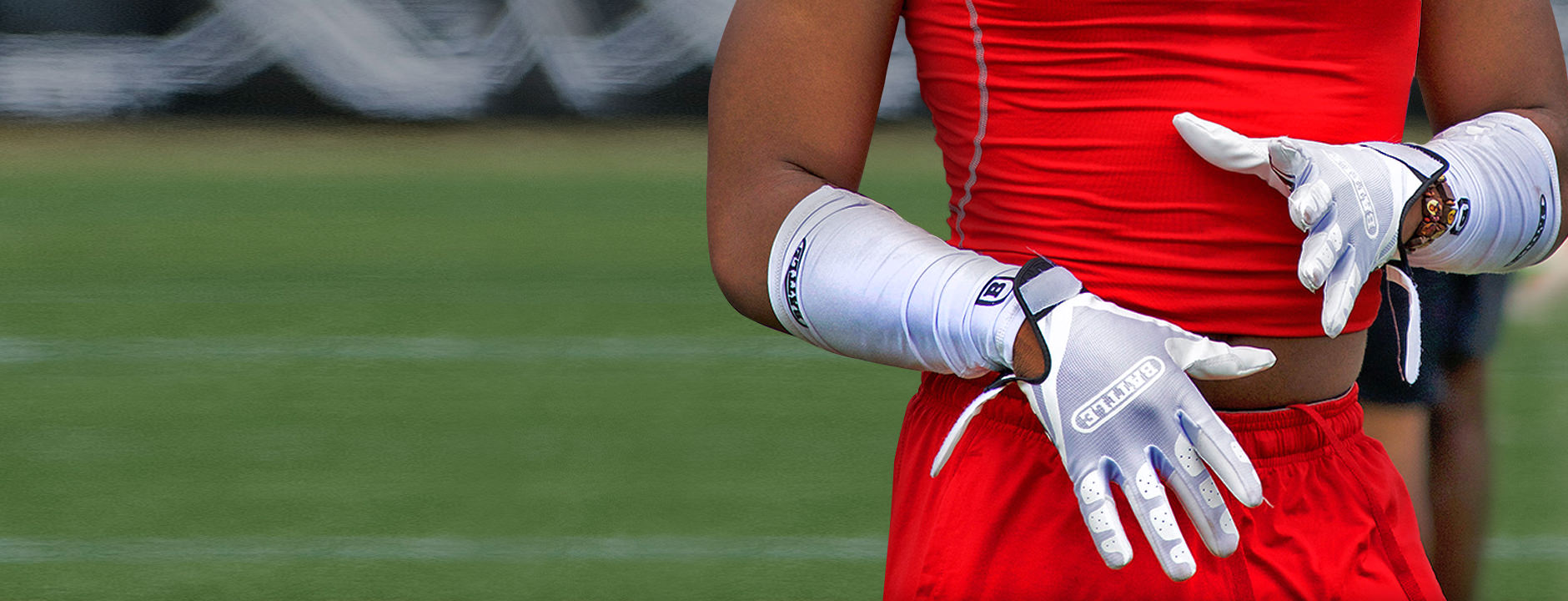 Battle Football Gloves