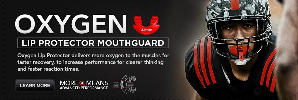 Battle Oxygen Lip Protectors