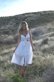 Reverse Castaway Dress