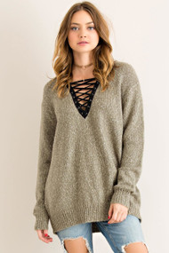 The Greta Sweater
