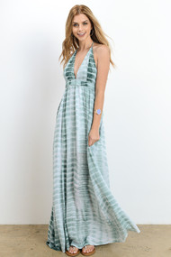 The Bailey Tie Dye Maxi