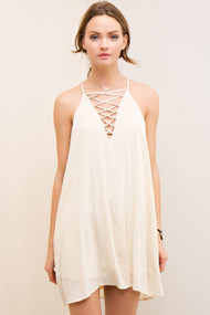 The Brooklyn Ivory Dress