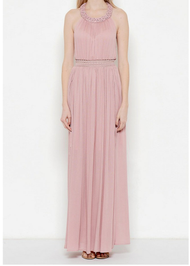 The Isabella Maxi- Dusty Rose