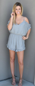 The Jolie Romper