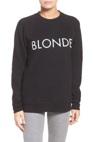 "The ""Blonde"" Crew 