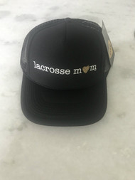 Mother Trucker- Lacrosse Mom Blk/Gold