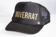 Mother Trucker-#RIVERRAT Blk/Gold