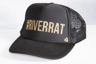 Mother Trucker-#RIVERRAT Blk/Gold