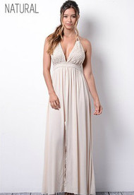 The Gemma Maxi Dress