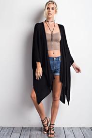 The Lexi Kimono Cardigan