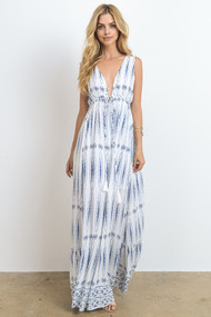 The Kamdyn  Maxi Dress