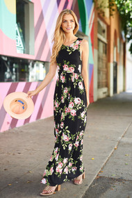 The Chelsea Floral Maxi