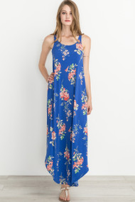 The Laina Maxi Dress