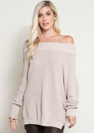 The Hazel Top- Taupe