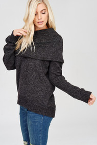 The Tensley Top- Black